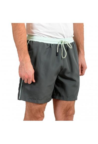 "Hugo Boss Men's ""Starfish"" Gray Swim Board Shorts : Picture 2"