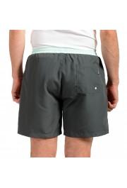 "Hugo Boss Men's ""Starfish"" Gray Swim Board Shorts : Picture 3"