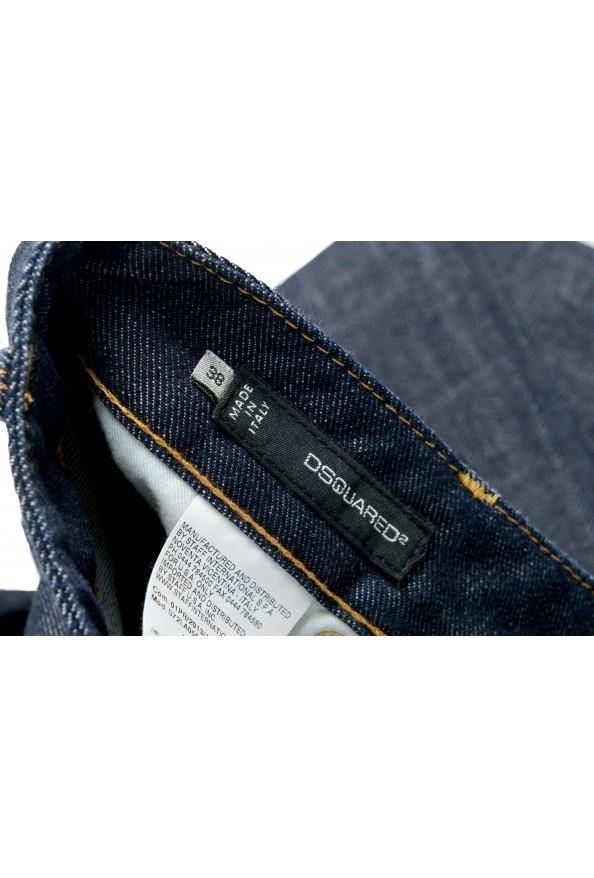 "Dsquared2 Women's ""Super Slim Jean"" Dark Blue Skinny Jeans: Picture 5"