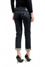 "Dsquared2 Women's ""Pat Jean"" Dark Blue Skinny Jeans: Picture 3"