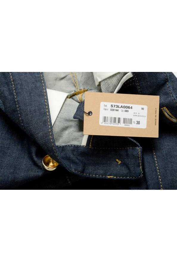 "Dsquared2 Women's ""Pat Jean"" Dark Blue Skinny Jeans: Picture 5"