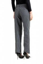 Dsquared2 Women's Multi-Color Plaid Flat Front Pants: Picture 3