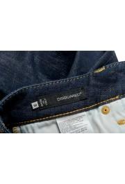 "Dsquared2 Women's ""Capri Jean"" Dark Blue Cropped Capri Jeans: Picture 5"
