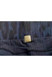 "Roberto Cavalli ""Gym"" Women's Blue Sweatpants Pants : Picture 4"