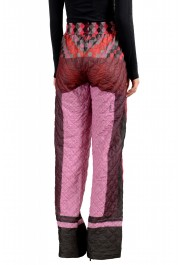 Just Cavalli Women's Multi-Color Insulated Casual Pants: Picture 3