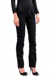 "Dsquared2 Women's ""Slim Jean"" Dark Blue Slim Jeans : Picture 2"