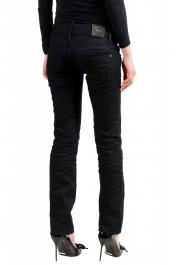 "Dsquared2 Women's ""Slim Jean"" Dark Blue Slim Jeans : Picture 3"