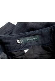 "Dsquared2 Women's ""Slim Jean"" Dark Blue Slim Jeans : Picture 4"