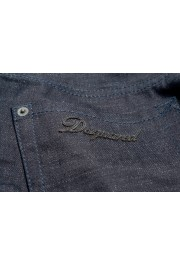 "Dsquared2 Women's ""Slim Jean"" Dark Blue Slim Jeans : Picture 6"