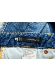 """Dsquared2 Women's """"Cool Girl Jean"""" Blue Slim Jeans: Picture 4"""