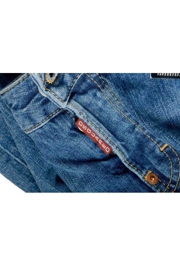 """Dsquared2 Women's """"Cool Girl Jean"""" Blue Slim Jeans: Picture 5"""