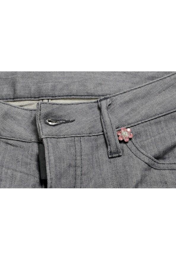 """Dsquared2 Women's """"Super Slim Jean"""" Gray Wash Jeans : Picture 4"""