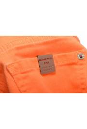 "Dsquared2 Women's ""Skinny Jean"" Colored Orange Jeans: Picture 6"