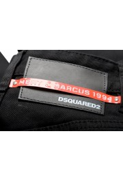 """Dsquared2 Women's """"Mert & Marcus 1994"""" Black Wash Jeans: Picture 6"""