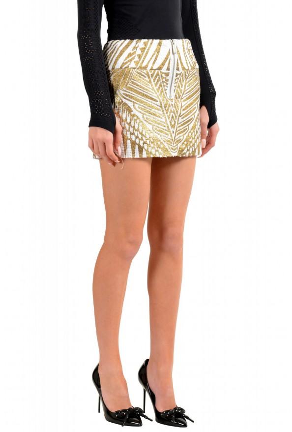 Just Cavalli Women's Multi-Color Mini Skirt: Picture 2