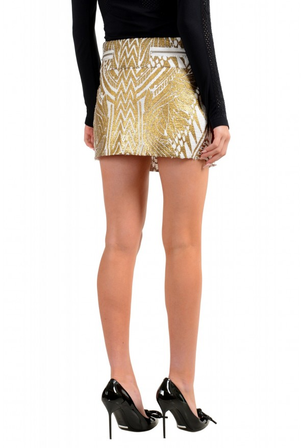 Just Cavalli Women's Multi-Color Mini Skirt: Picture 3