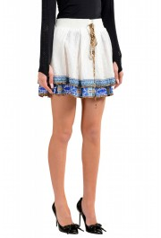 Just Cavalli Women's Pleated Mini Skirt: Picture 2