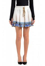 Just Cavalli Women's Pleated Mini Skirt