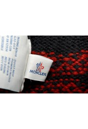 Moncler Women's 100% Wool Hooded Cardigan Sweater: Picture 7