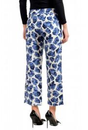 Dsquared2 Women's Floral Print Linen Pants : Picture 3