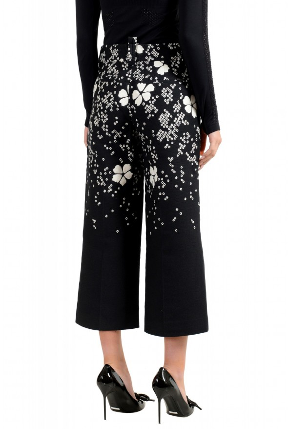 Dsquared2 Women's Multi-Color Silk Casual Cropped Pants: Picture 3