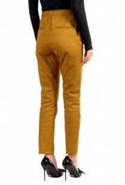 Dsquared2 Women's Mustard Brown Casual Pants: Picture 3