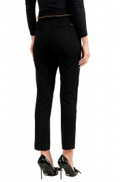 Dsquared2 Women's Black Wool Dress Pants: Picture 3