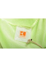 "Hugo Boss Orange Women's ""Etope"" Green Silk Sleeveless Blouse Top : Picture 4"