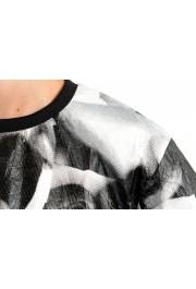 Dsquared2 Women's Multi-Color Short Sleeve Blouse Top: Picture 4