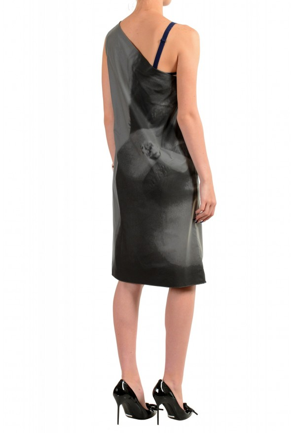 """Dsquared2 & """"Mert & Marcus 1994"""" One Shoulder Dress: Picture 3"""