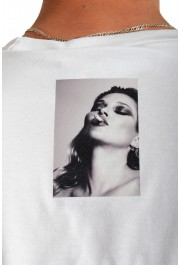 """Dsquared2 & """"Mert & Marcus 1994"""" White Oversized T-Shirt: Picture 4"""