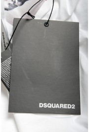 """Dsquared2 & """"Mert & Marcus 1994"""" White Oversized T-Shirt: Picture 7"""