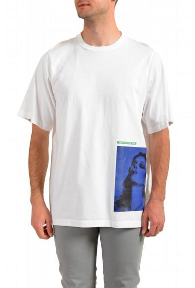 """Dsquared2 & """"Mert & Marcus 1994"""" White Oversized T-Shirt"""