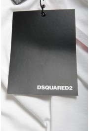 """Dsquared2 & """"Mert & Marcus 1994"""" White Oversized T-Shirt: Picture 6"""