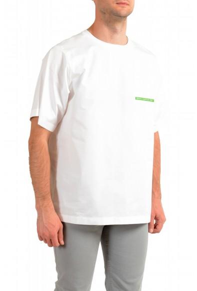 "Dsquared2 & ""Mert & Marcus 1994"" Men's White Oversized T-Shirt: Picture 2"