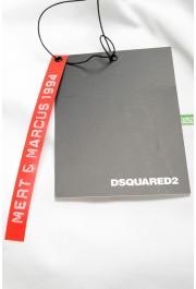"Dsquared2 & ""Mert & Marcus 1994"" Men's White Oversized T-Shirt: Picture 6"