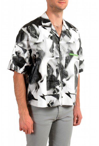 """Dsquared2 & """"Mert & Marcus 1994"""" Button Down Short Sleeve Shirt: Picture 2"""