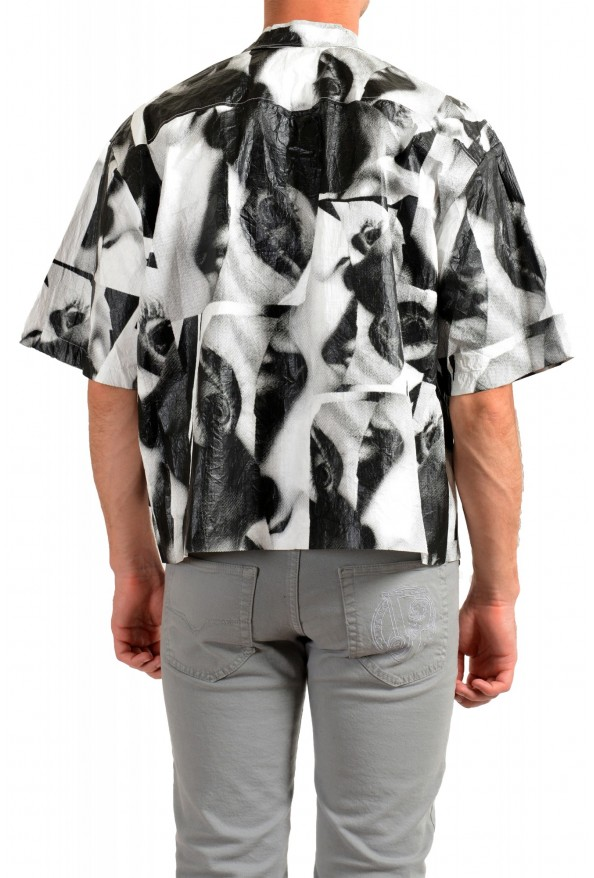 """Dsquared2 & """"Mert & Marcus 1994"""" Button Down Short Sleeve Shirt: Picture 3"""