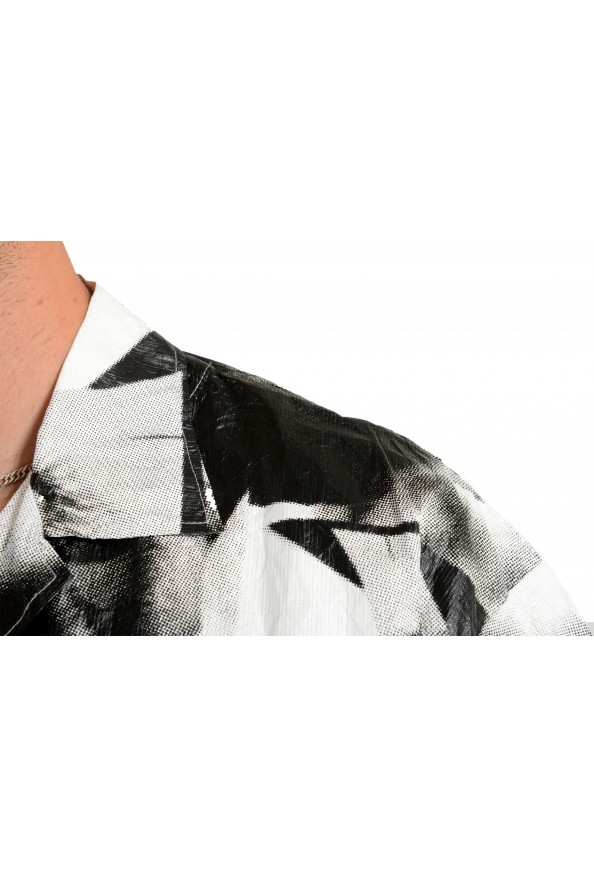 """Dsquared2 & """"Mert & Marcus 1994"""" Button Down Short Sleeve Shirt: Picture 4"""