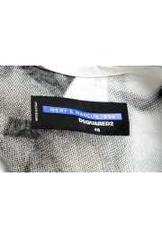 """Dsquared2 & """"Mert & Marcus 1994"""" Button Down Short Sleeve Shirt: Picture 5"""