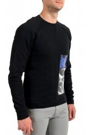 "Dsquared2 & ""Mert & Marcus 1994"" Men's Black Crewneck Sweatshirt: Picture 2"