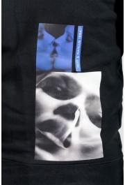 "Dsquared2 & ""Mert & Marcus 1994"" Men's Black Crewneck Sweatshirt: Picture 4"