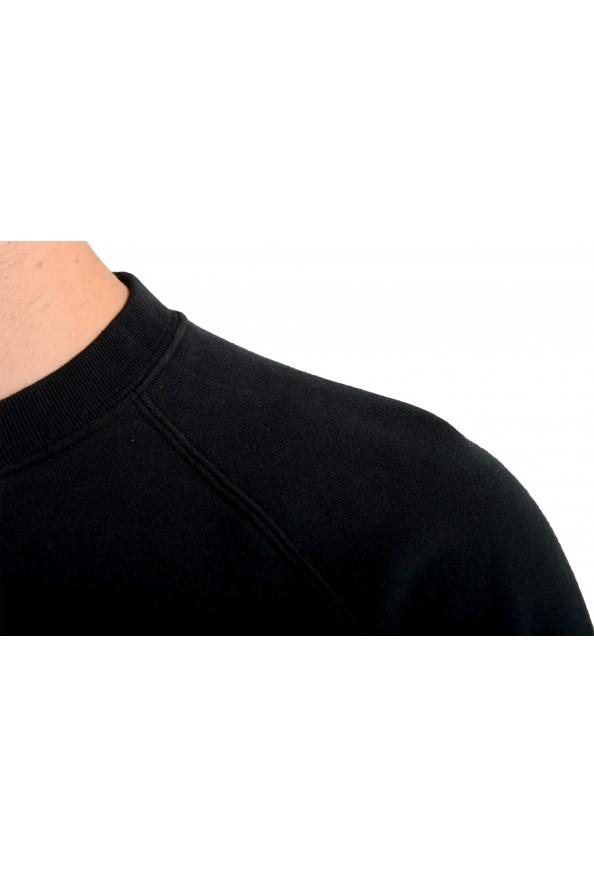 "Dsquared2 & ""Mert & Marcus 1994"" Men's Black Crewneck Sweatshirt: Picture 5"