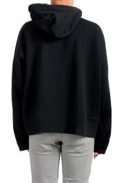 """Dsquared2 & """"Mert & Marcus 1994"""" Men's Black Hooded Sweatshirt: Picture 3"""
