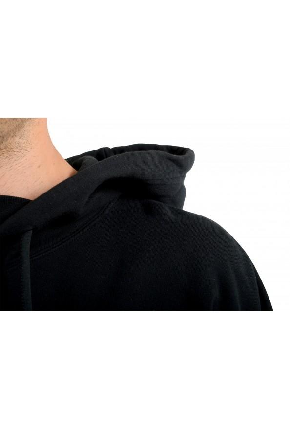 """Dsquared2 & """"Mert & Marcus 1994"""" Men's Black Hooded Sweatshirt: Picture 5"""