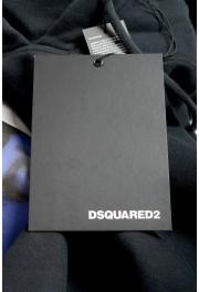 """Dsquared2 & """"Mert & Marcus 1994"""" Men's Black Hooded Sweatshirt: Picture 7"""