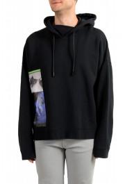 "Dsquared2 & ""Mert & Marcus 1994"" Men's Black Hooded Sweatshirt"