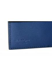 Salvatore Ferragamo Men's Logo 100% Leather Bifold Wallet: Picture 3