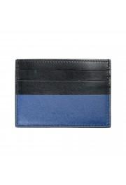 Salvatore Ferragamo Men's Logo 100% Leather Card Holder: Picture 2