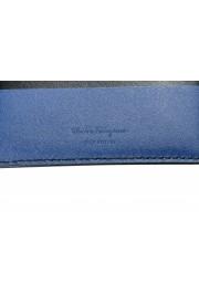 Salvatore Ferragamo Men's Logo 100% Leather Card Holder: Picture 3